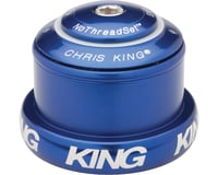 "Chris King InSet 3 Headset (Navy) (1 1/8 to 1.5"") (44/49mm)"