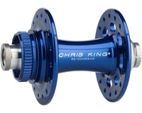 Chris King R45D 12mm Front Disc Hub (Navy) (28 Hole) (Centerlock)