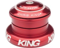 "Chris King InSet 7 Headset, 1 1/8-1.5"" 44mm Red"