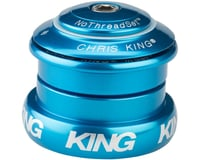 "Chris King InSet 8 Headset, 1-1/8-1-1/4"" 44mm Turquoise"