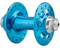 Image 2 for Chris King R45D 9mm QR Front Disc Hub (Turquoise) (28 Hole) (Centerlock)