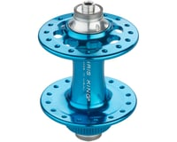 Image 3 for Chris King R45D 9mm QR Front Disc Hub (Turquoise) (32 Hole) (Centerlock)