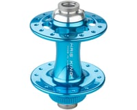Image 3 for Chris King R45D 12mm Front Disc Hub (Turquoise) (32 Hole) (Centerlock)