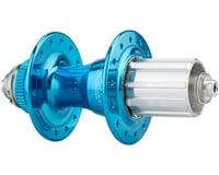 Image 2 for Chris King R45D Rear Hub (Turquoise) (10mm QR) (28 Hole) (Centerlock)
