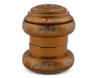 "Chris King NoThreadSet Headset (Matte Bourbon) (1-1/8"")"