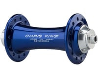 Image 2 for Chris King R45 QR Front Hub (Navy) (24 Hole)