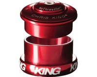 """Image 2 for Chris King InSet 5 Headset (Red) (1-1/8-1.5"""") (49mm)"""