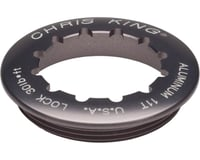 Chris King Aluminum Lock Ring for R45 Shimano Hubs (11 Tooth)