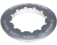 Chris King Aluminum Lock Ring for R45 Shimano Hubs (12 Tooth)