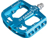 "Chromag Scarab Platform Pedals (Blue) (9/16"")"