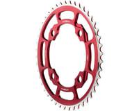 Ciari Corona 4 Bolt Chainring (Red)
