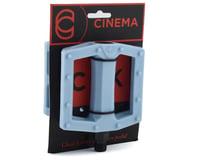 "Image 3 for Cinema CK Pedals (Iceberg Blue) (9/16"")"