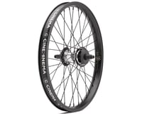 Cinema FX2 888 Freecoaster Wheel (LHD) (Polished/Black)