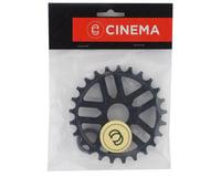 Image 3 for Cinema Rewind Sprocket (Nathan Williams) (Black) (25T)