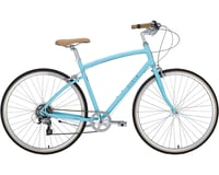 Civia Lowry 7-Speed Step-Over Bike (Blue/Grey)