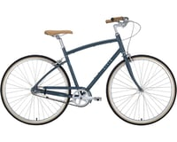 Image 1 for Civia Lowry Step-Over Single-Speed Bike (Grey/Blue)