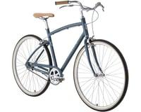 Image 2 for Civia Lowry Step-Over Single-Speed Bike (Grey/Blue)