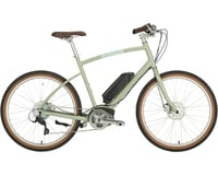 "Civia Parkway Step-Thru 26"" Aluminum Ebike (Clay Grey) 