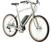 "Image 2 for Civia Parkway Step-Thru 26"" Aluminum Ebike (Clay Grey) (L)"