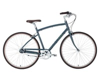 Image 1 for Civia Lowry 8-Speed Step-Over Aluminum Bike (Grey/Lime Green) (S)