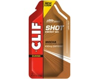 Clif Bar Shot Energy Gel (Mocha w/Caffeine)