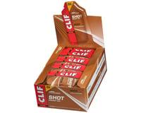Image 2 for Clif Bar Shot Energy Gel (Mocha w/Caffeine) (24 1.2oz Packets)