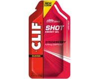 Clif Bar Shot Energy Gel (Strawberry w/Caffeine)