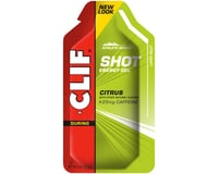 Clif Bar Shot Energy Gel (Citrus w/Caffeine)