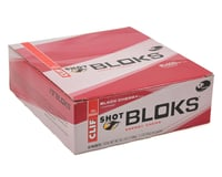 Image 2 for Clif Bar Shot Bloks Energy Chews (Black Cherry w/Caffeine) (18 2.1oz Packets)