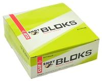 Clif Bar Shot Bloks Energy Chews (Citrus) (18 2.1oz Packets)