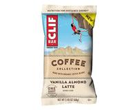 Image 2 for Clif Bar Vanilla Almond Latte Coffee Bar (Box of 12)