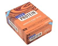 Clif Bar Luna Protein Bar (Chocolate Peanut Butter) (12)