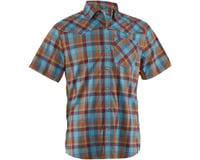 Image 1 for Club Ride Apparel New West Short Sleeve Shirt (Desert) (M)