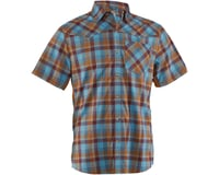 Image 1 for Club Ride Apparel New West Short Sleeve Shirt (Desert) (S)