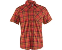 Club Ride Apparel New West Short Sleeve Shirt (Flame)