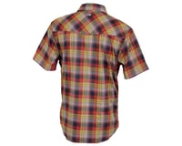 Image 2 for Club Ride Apparel New West Short Sleeve Shirt (Rust) (M)