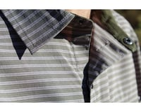Image 3 for Club Ride Apparel Men's Vibe Short Sleeve Shirt (Grey Stripe) (M)