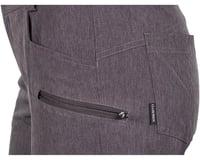 Image 3 for Club Ride Apparel Eden Women's Short (Chamois) (Asphalt) (M)