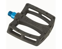 Colony Fantastic Plastic Pedals (Black/Blue) (2)