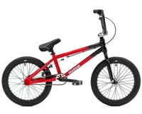 "Colony Horizon 18"" BMX Bike (17.9"" Toptube) (Black/Red Fade)"