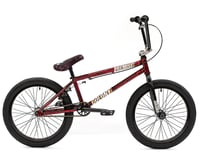 "Colony Premise 20"" BMX Bike (20.8"" Toptube) (Bloody Black)"