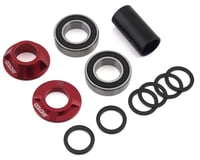Colony Mid Bottom Bracket Kit (Dark Red) (19mm) | alsopurchased