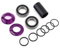 Colony Mid Bottom Bracket Kit (Dark Purple) (22mm)
