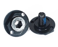 Colony Spring Cap & Bolt Kit (Black)