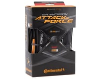 Image 3 for Continental Attack/Force III Road Tire Combo (Black)