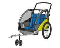 CoPilot Model A Child Bicycle Trailer & Stroller Kit
