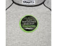 Image 3 for Craft Active Crew Neck Sleeveless Baselayer - Performance Exclusive (Black/Charcoal)