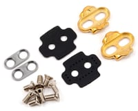 Image 2 for Crankbrothers Mallet 2 Pedals (Raw/Green w/ Black Spring)
