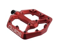 Image 1 for Crankbrothers Stamp 7 Pedals (Red) (S)