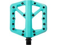 Image 2 for Crankbrothers Stamp 1 Platform Pedals (Turquoise) (L)
